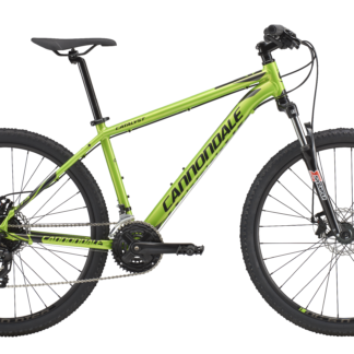 2018 CANNONDALE CATALYST 4 ACID GREEN MENS HARDTAIL MOUNTAIN BIKE