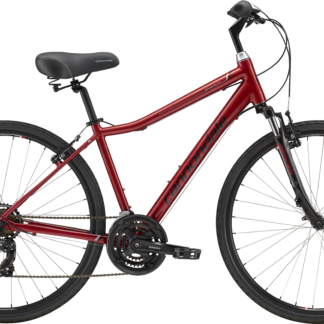 2018 Cannondale Adventure 3 Mens Red