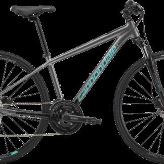 2018 Cannondale Althea 3 Grey Women's Dual Sport Bike