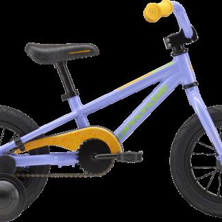 2018 Cannondale Trail 12 Single-Speed Purple Girl's Bike