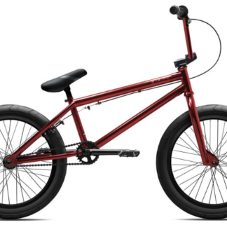 "2017 Verde Eon XL Trans Red 20"" XL Frame BMX Bike"
