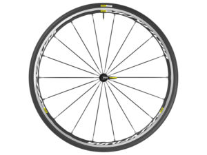 2017 Mavic KsyriumElite White Front Wheel of Set