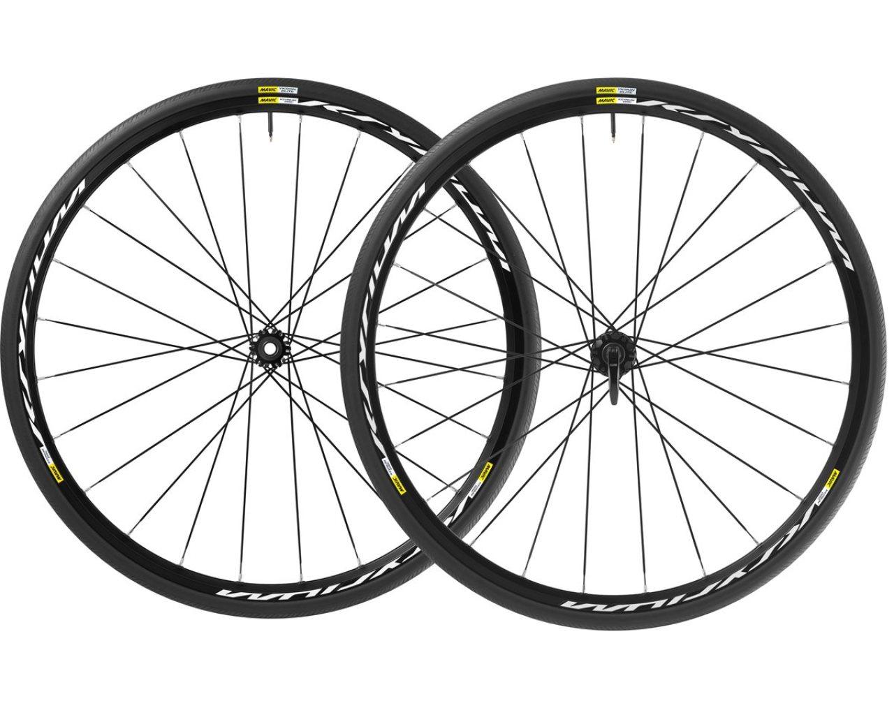 2016 Mavic Ksyrium Disc Wheelset
