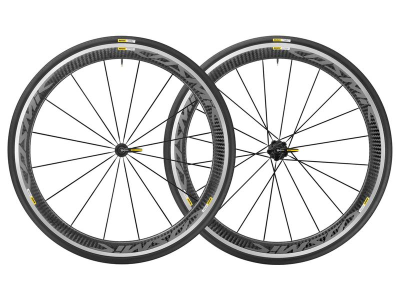 2017 Mavic Cosmic Pro Carbon Wheelset