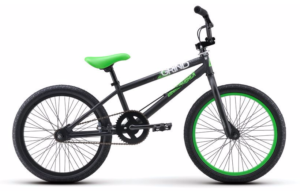 "2017 Diamondback Grind 20"" Black Single Speed BMX Bike"