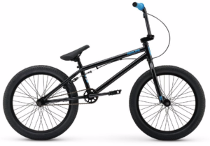 "2017 Redline Rival 20"" Black BMX Bike"