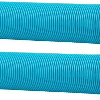 ODI Longneck Grips Soft Compound Flangeless Aqua