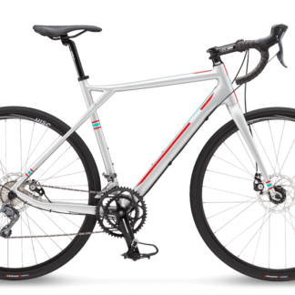 2016 GT Grade Women's Claris Silver Gravel Bike