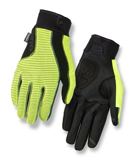 Giro Blaze 2.0 Highlight Yellow Winter Gloves