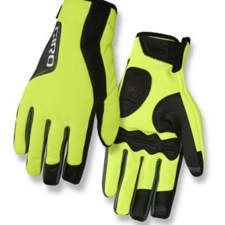 Giro Ambient 2.0 Highlight Yellow Winter Gloves