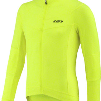 Louis Garneau Lemmon LS Jersey Bright Yellow