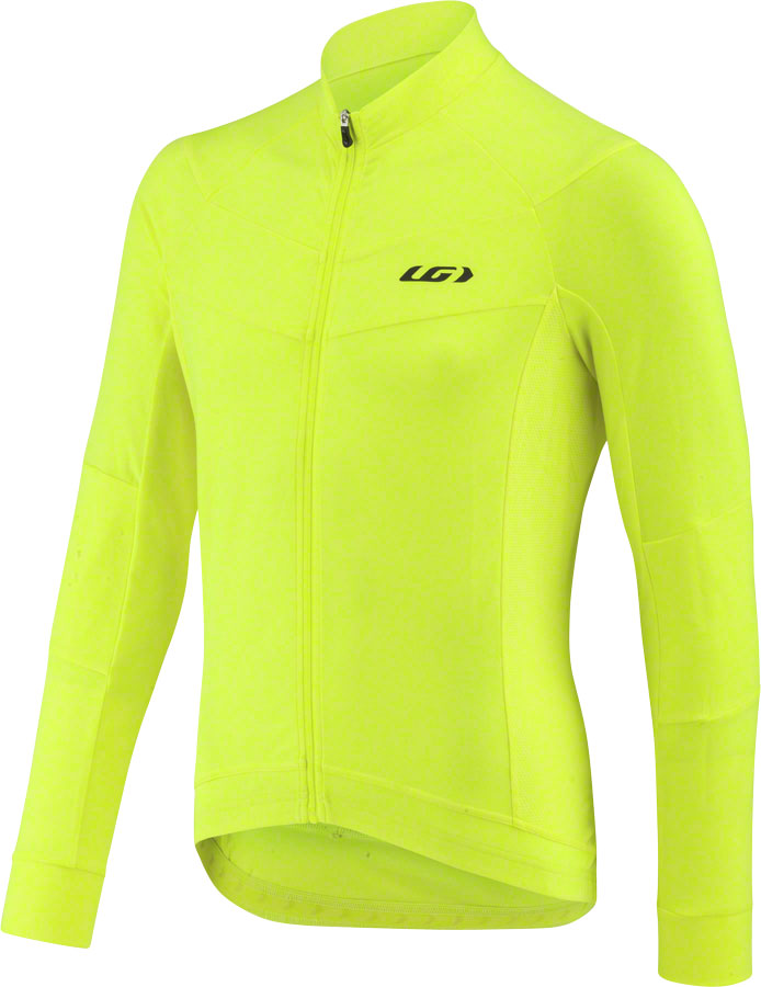 Louis Garneau Lemmon LS Jersey Bright Yellow