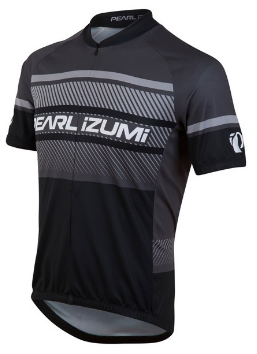 Pearl iZumi Men's Select LTD Jersey Gray