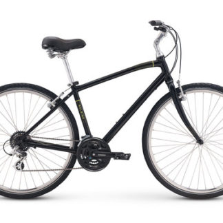 2018 Raleigh Detour 2 Step-Thru White Men's Comfort Hybrid Bike