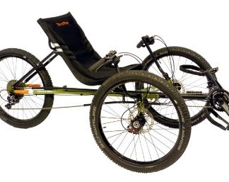 TerraTrike Rambler All Terrain Green