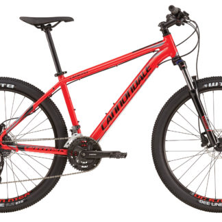 2017 Cannondale Catalyst 1 Red