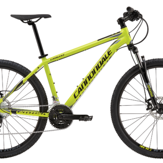 2017 Cannondale Catalyst 3 Neon Spring ATB Hardtail Bike