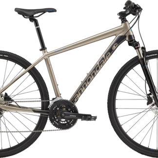 2018 Cannondale Quick CX 3 Meteor Grey/ Jet Black