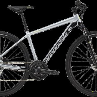 2018 Cannondale Quick CX 4 Gray/Black