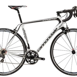 2015 Cannondale Synapse Carbon 105 5 White/Black