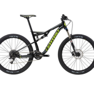 2017 Cannondale Habit 6 Black