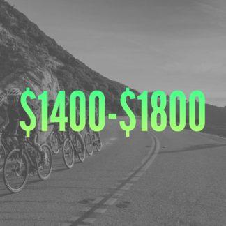 $1400-$1800