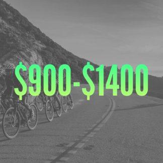 $900-$1400