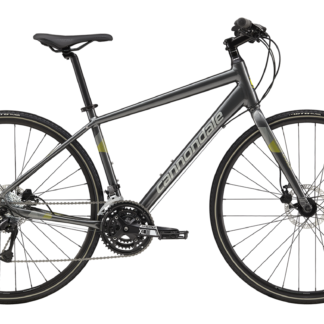2018 Cannondale Quick 5 Disc Gray