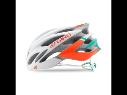 2017 Giro Sonnet White/Turquoise/Orange