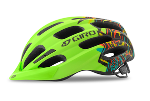 2018 Giro Hale Helmet Matte Lime