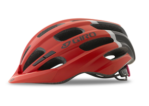 2018 Giro Hale Helmet Matte Bright Red