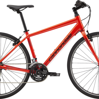 2019 Cannondale Quick 7 Acid Red
