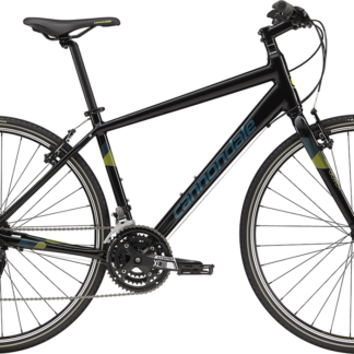 2019 Cannondale Quick 6 Black/Teal