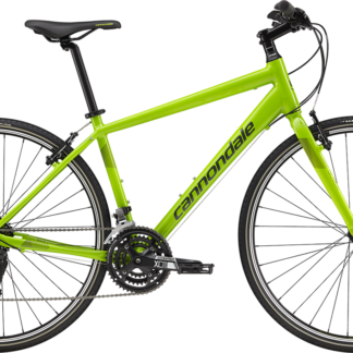 2018 Cannondale Quick 6 Green