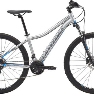 2018 Cannondale Foray 2 Silver/Blue