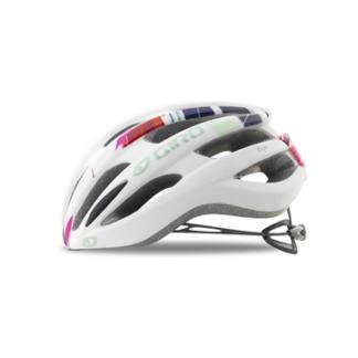 2018 Giro Saga Matte White Floral Helmet