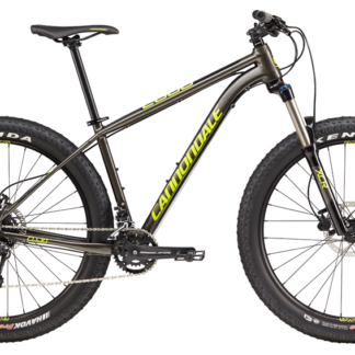 2018 Cannondale Cujo 3 Gray/Neon Spring