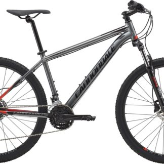 2018 CANNONDALE CATALYST 2 CHARCOAL GRAY HARDTAIL MOUNTAIN BIKE