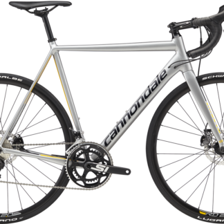 2018 Cannondale CAAD12 105 Disc Silver/Black