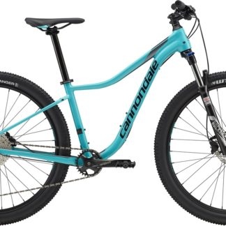 2018 Cannondale Tango 1 Turquoise Womens Hardtail Mountain Bike
