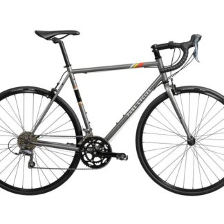 Pure Cycles Drop Bar Road Bike Dornbrush Gray