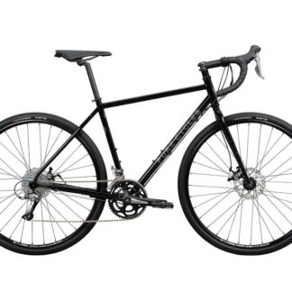 Pure Cycles Gravel Adventure Carmichael Black