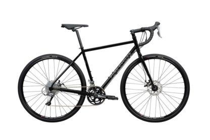 Pure Cycles Gravel Adventure Carmichael Black