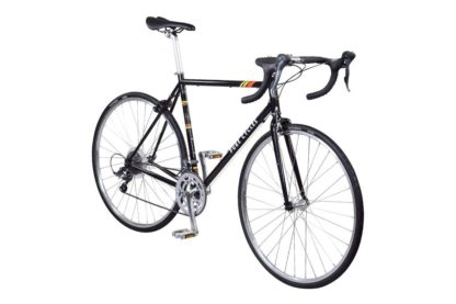 Pure Cycles Drop Bar Road Bike Veleta Black