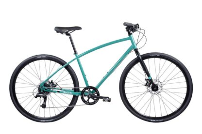 Pure Cycles Urban Commuter Bike Ando Blue