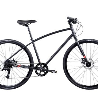 Pure Cycles Urban Commuter Bike Wright Black