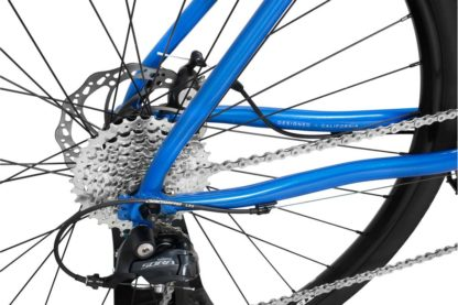 Pure Cycles Gravel Adventure Abbot Blue