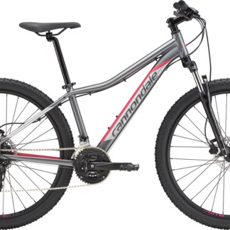 2019 Cannondale Foray 2 Gray/Pink