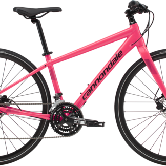 2019 Cannondale Quick 4 Womens Acid Strawberry