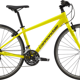 2019 Cannondale Quick 6 Women's Hot Yellow